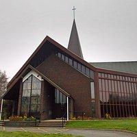 St. Columba's Catholic Church, Chester