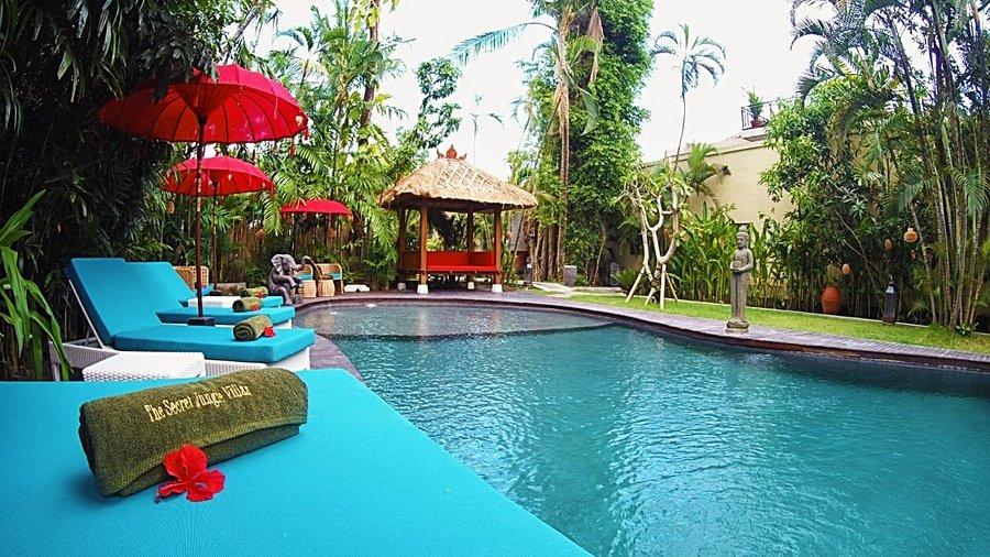 The Secret Jungle Villas Seminyak Bali 40 7 7 Prices Villa Reviews Tripadvisor