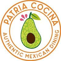 Patria Cocina Logo