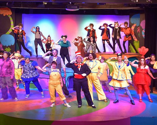 Seussical the Musical 2018