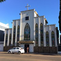 Igreja de Fátima, Cruz Alta