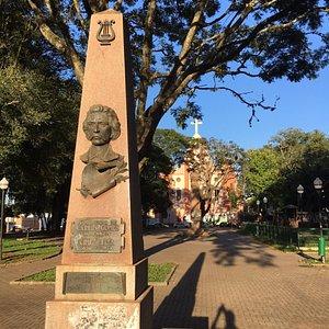 Praça da Matriz, Cruz Alta
