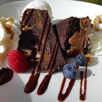 Brownieeeee, yum!
