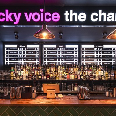 Lucky Voice Holborn (bar)