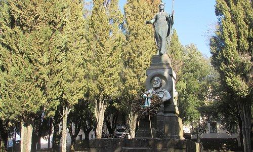 Monumento A Garibaldi