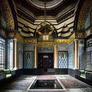 The Arab Hall ©Leighton House Museum, RBKC. Image courtesy of Will Pryce