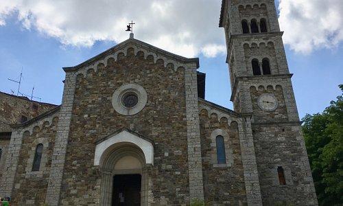 Castellina in Chiante - igreja de São Salvador