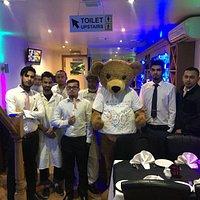 Bengal Lounge staff