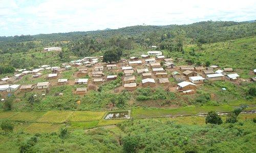 Voinjama Aerial View, Liberia, Photo Credit: Shadi Alkasim