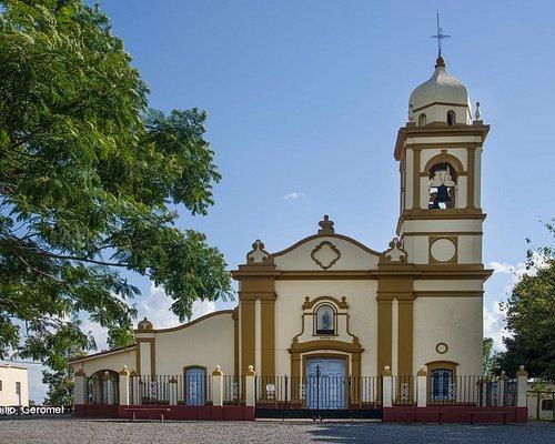 Capilla de San Roque, Caminos de los Peregrinos, Dpto. Colonia, Uruguay.