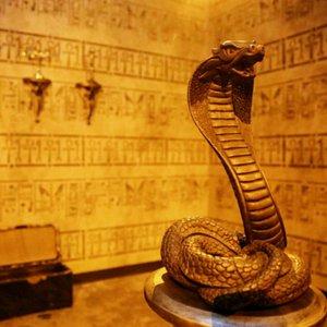 Beware what lies in King Tut's tomb!