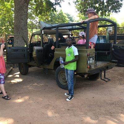 Traditional Tour Gambia Safari Jeep