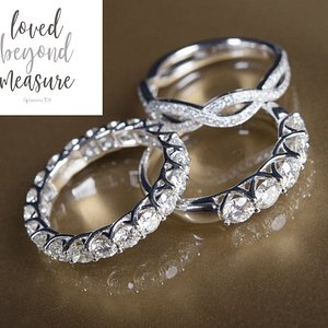 Shop our expertly selected collection of wedding bands.