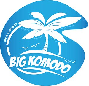 This is Bigkomodo Logo, Logo that distinguishes from the others