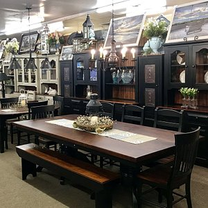 Quality handcrafted affordable Amish furniture and home décor items