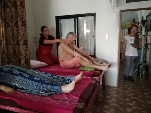 massage thai