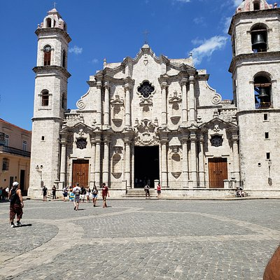 Church in Old Havana