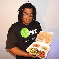 V-PIT is one of the very few places in the area where you can find 100 percent vegan food. No meat, no dairy, and no animal products are used in all of our dishes.