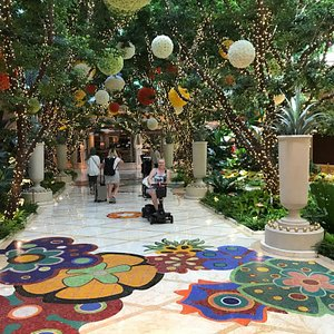 Las Vegas mobility scooter rentals delivered to the Wynn Las Vegas!