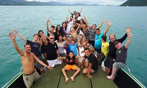 SSS Phuket Happy Customers !