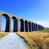 Ribblehead Viaduct on a sunny day!!