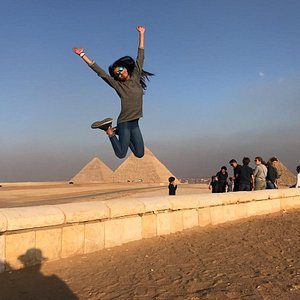 Enjoy with Egypt Joy!
