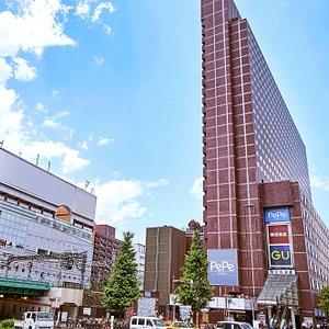 西武新宿PEPEの外観写真です。