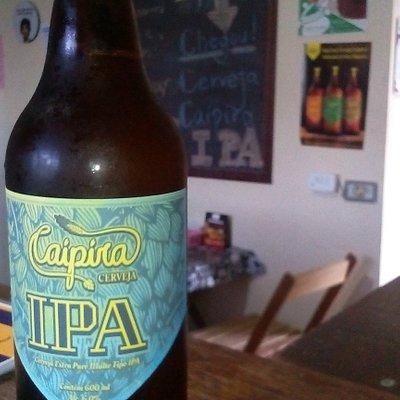 Cerveja Caipira à venda no Bruxinha Magrela Pub & Lounge