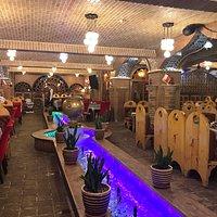 Termeh Restaurant, in Ferdowsy Hotel