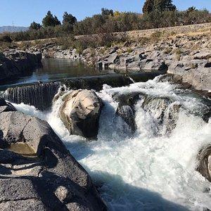 Cascate Alcantara