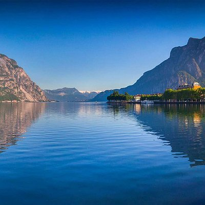 Lecco is the place where you 'll start explore ComoLake by our boats