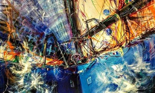 marine artist micaela