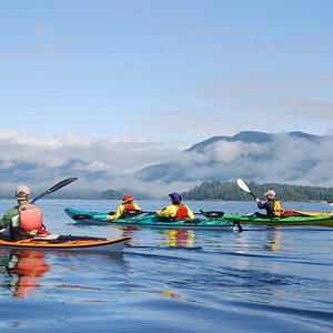 25+ award winning years leading on the West Coast of Vancouver Island. Professional kayak tours for half day, full day and multi day adventures from Ucluelet, in Barkley Sound and the Broken Group Islands, Pacific Rim National Park Reserve, and in Clayoquot Sound-Tofino.