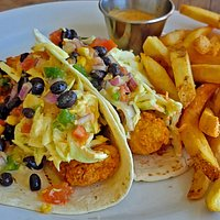 Her Great Grouper Tacos