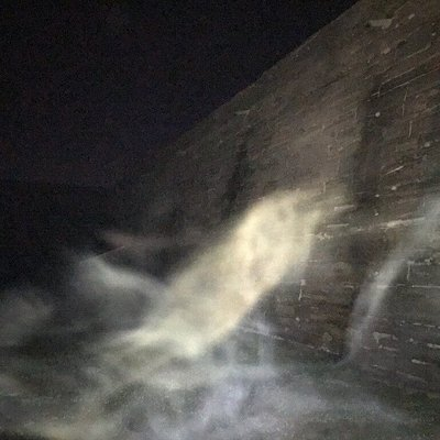 Captured by our guest Deb on the A Night Among Ghosts Tour with The Haunted Travelers Co.