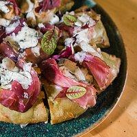 Pizza Da Chef con le Farine di Grani Antichi del Delta Del Po