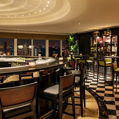 Bar 44 at Grosvenor House Dubai