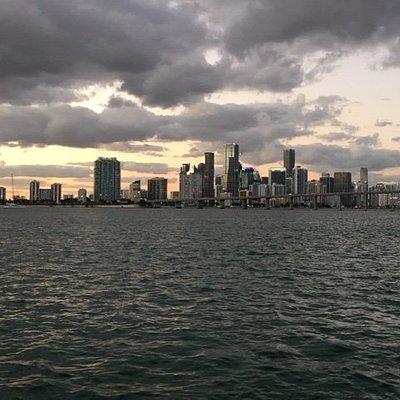 Miami's Skyline...