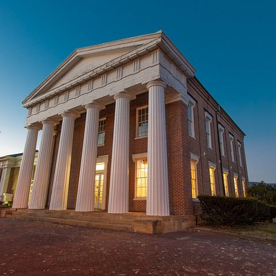 Washington Street Library - Exterior