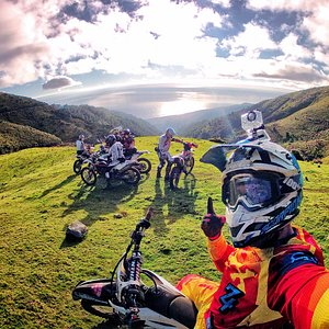 Come ride with us up in the mountains!
