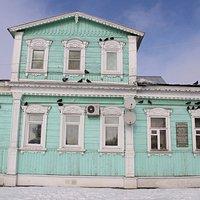 Дом Куприна