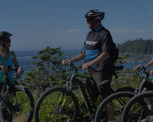 UCLUELET E-BIKE TOURS INCREDIBLE SCENIC ADVENTURES Group Bike Tours