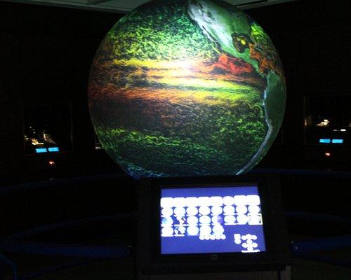 The digital OmniGlobe