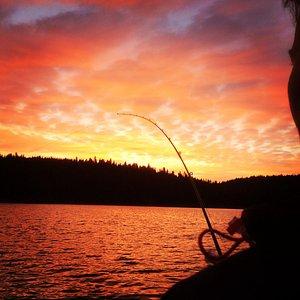 Lake Almanor Sunrise
