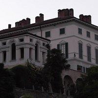 Palazzo Bono visto dal basso