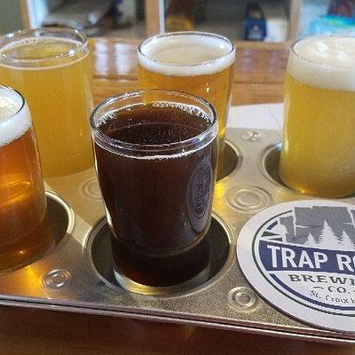 Trap Rock Brewing - St. Croix Falls, WI