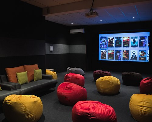 A licence Film Space for Private Screening