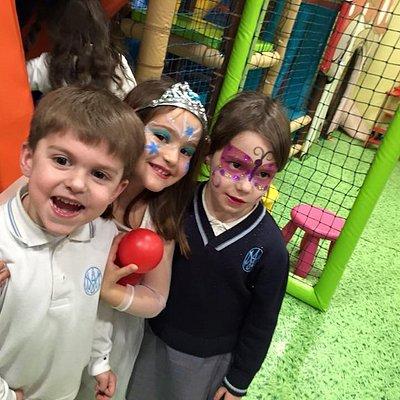 Fiestas y talleres infantiles en Arenys de Mar