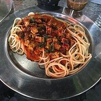 Spaghetti vegano