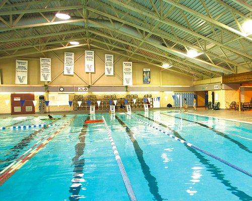 8 lane 25M Lap Pool